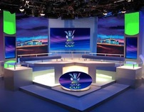 Sport: TV Sets (Studio and Outside Broadcast)