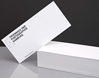 TRIENNIAL OF PHOTOGRAPHY HAMBURG - CORPORATE IDENTITY