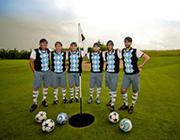 Fotografía deportiva - Footgolf