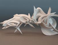 Cliquey sculpture