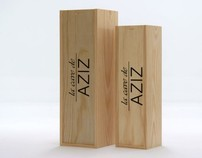 Cajas de madera para vino y cavas