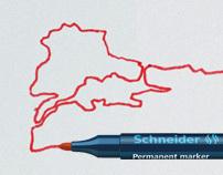 Schneider Permanent Marker