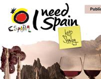 Spain - App Facebook