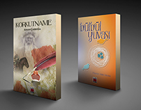 Fiction Book Cover Designs