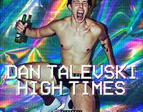 DAN TALEVSKI - HIGH TIMES EP