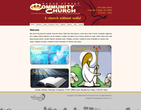Baker Street Community Church Website