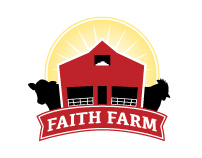 Faith Farm Branding