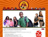 L.A.D.Y. Inc. University Website
