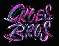 Croes Bros: Merch design
