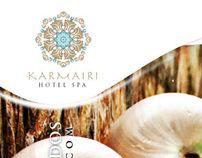Karmairi - Hotel Spa - Web site