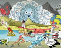 Die Heuwels Fantasties - Wilder as die Wildtuin