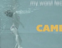 KINETIC TYPOGRAPHY first swim lesson