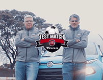 Fiat Toro - Test Match