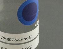 Distillery labels, Toni Grimm {Non-Profit}