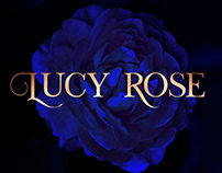 Lucy Rose - Free Font