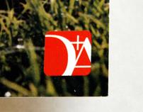 D+A Studio branding project