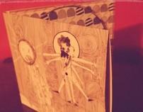 "Capgun Coup Album Artwork for ""Contextual Doom"""