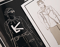 KORNEVA - Branding Identity