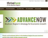 Thrive Here Website
