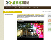 Advance Now Microsite