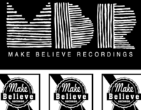 Make Believe Records Logo