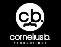 Cornelius B. Productions Logo