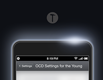 OCD Settings for the Young - Poster Design