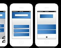 Ideas beta para diseño de app móvil