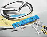 Mazda - services centers