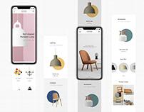 Norman Copenhagen : 커머스/AR 앱 + 브랜딩 웹 (이재희)