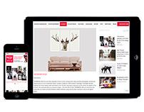 Design Shanghai 2015 Website