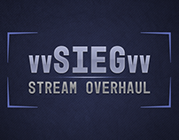 vvSiegvv's Stream Overhaul