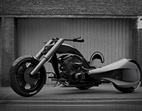New Generation Chopper Trike - ''Nasty Tiger''