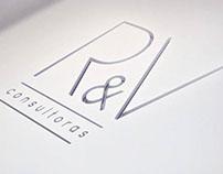 R&V - Consultoras | Branding + Diseño gráfico + Web
