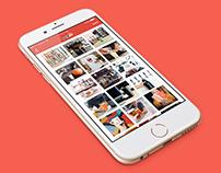 100 Days of UI - User Profile (Yelp Redesign)