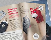 Veikko Magazine for Veikko Lehti