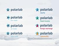 polarlab: Logo family