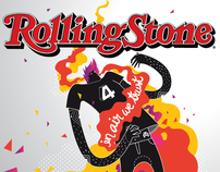 Rolling Stone India // Cover as Art issue