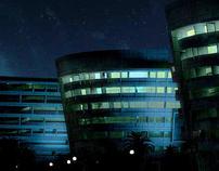 Almaqta Building in Dubai