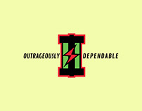 Interstate Batteries Logo Redesign