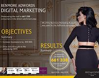 Benmore Centre Digital Marketing Case Study