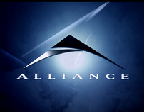 ALLIANCE - CORPORATE ID DESIGN AND AND ANIMATION