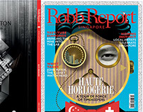 Robb Report Singapore, August 2015