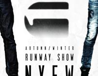 G-Star Raw X New York Fashion Week