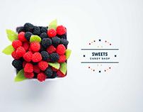 Sweets Identity Design