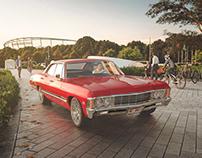 Chevy Impala Animation