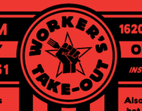 Worker's Take-Out Quick Menu