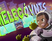 Melecóvnis - Game design and Game art
