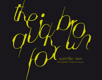 Aulestika Neue • typeface