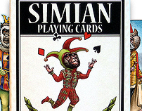 Simian Playing Cards